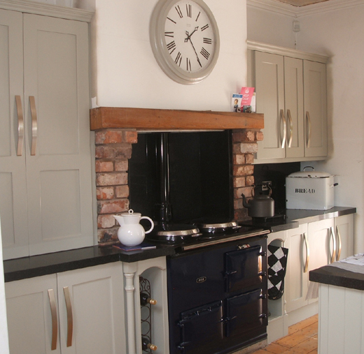 Farrow And Ball Hardwick White Kitchens